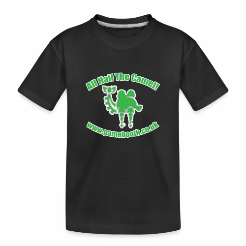 All Hail The Camel! - Teenager Premium Organic T-Shirt