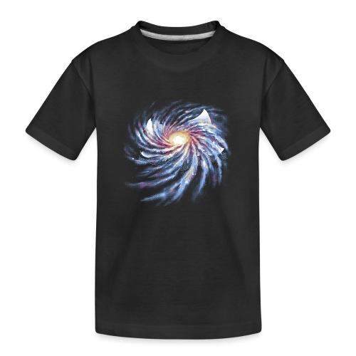 Livre de L'Espace-Temps - Teenager Premium Organic T-Shirt