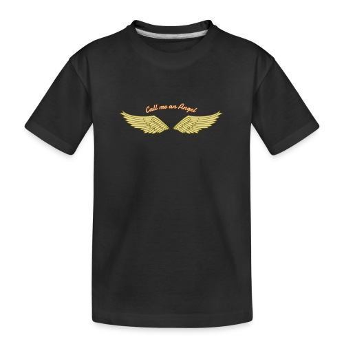 Angel - Teenager Premium Bio T-Shirt