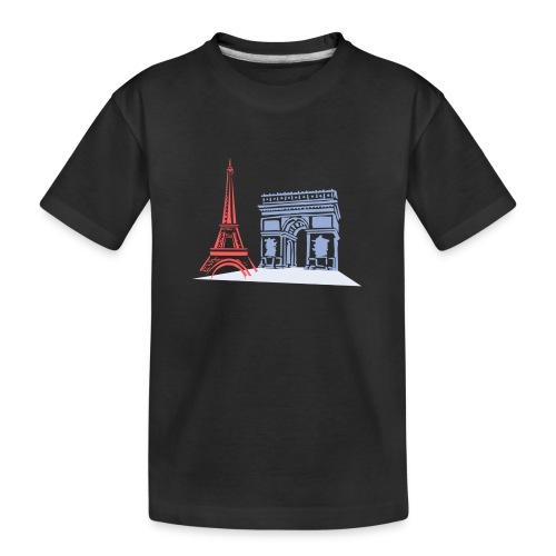 Paris - T-shirt bio Premium Ado