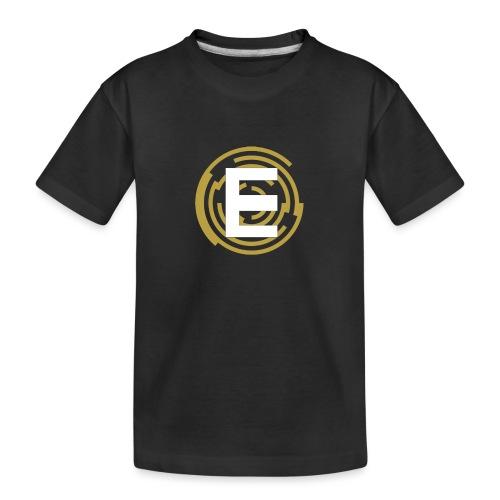 E-Campionato Semplice - Maglietta ecologica premium per ragazzi