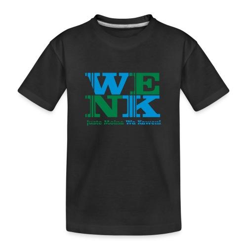 WENK - T-shirt bio Premium Ado