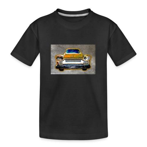 auto vintage - Teenager Premium Bio T-Shirt