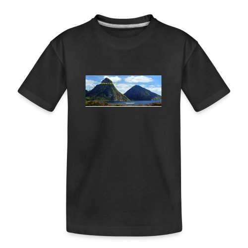 believe in yourself - Teenager Premium Organic T-Shirt