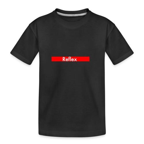Reflex Logo - Teenager Premium Organic T-Shirt
