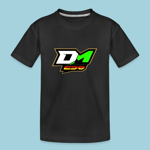 Dominik Möser - Teenager Premium Bio T-Shirt