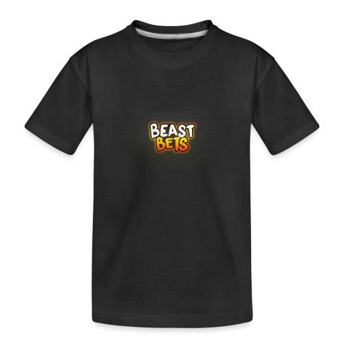 BeastBets - Teenager premium T-shirt økologisk