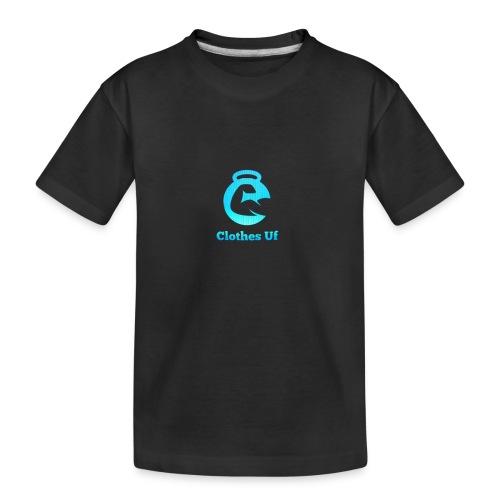 Clothes Uf - Ekologisk premium-T-shirt tonåring