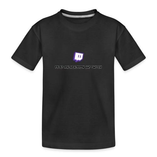 Die Werbungs Kollektion - Teenager Premium Bio T-Shirt