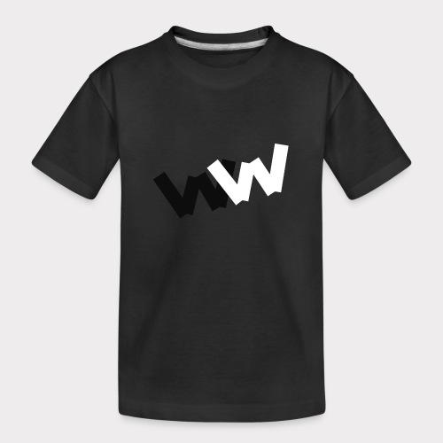 DUO - Teenager Premium Organic T-Shirt