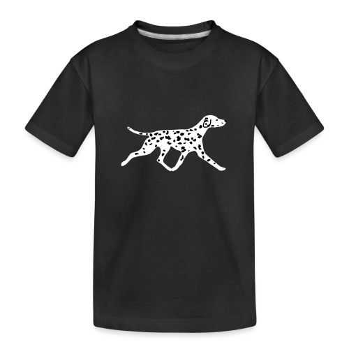 Dalmatiner - Teenager Premium Bio T-Shirt