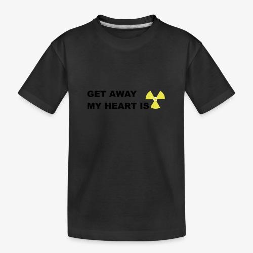 RadioActive - Ekologiczna koszulka młodzieżowa Premium