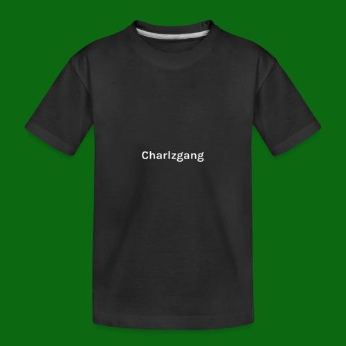 Charlzgang - Teenager Premium Organic T-Shirt