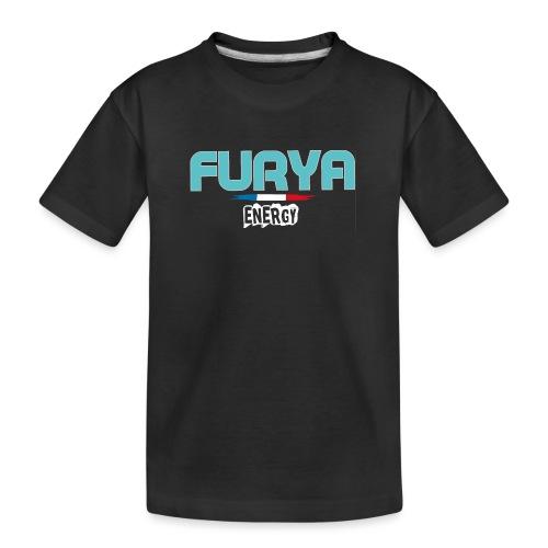 Furya 2021 White - T-shirt bio Premium Ado