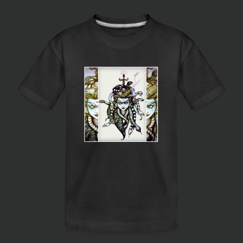 Meduss - Maglietta ecologica premium per ragazzi