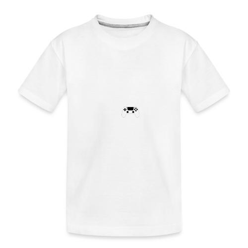 Eat, sleep, game, REPEAT - Teenager Premium Organic T-Shirt