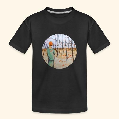 Winter wood - Maglietta ecologica premium per ragazzi