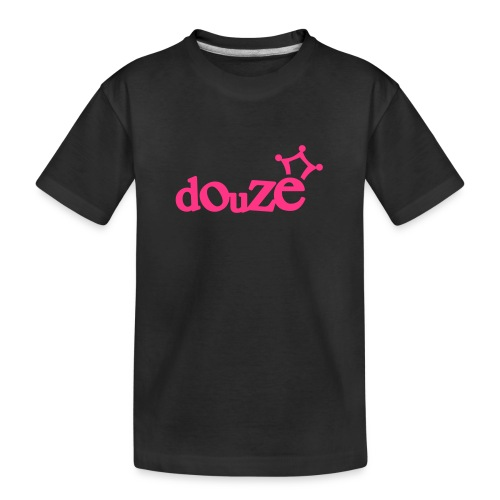 logo_douze - T-shirt bio Premium Ado