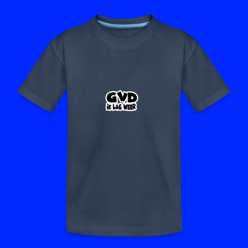 GVD ik lag weer - Teenager premium biologisch T-shirt
