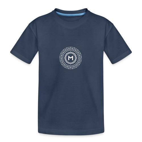 MRNX MERCHANDISE - Teenager premium biologisch T-shirt