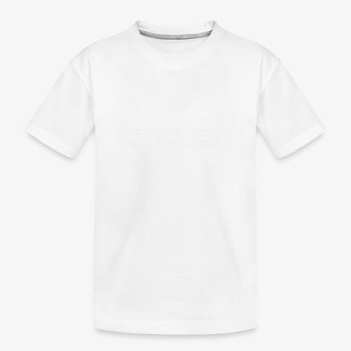 Jochie - Teenager premium biologisch T-shirt