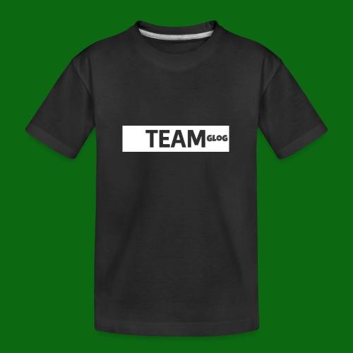 Team Glog - Teenager Premium Organic T-Shirt