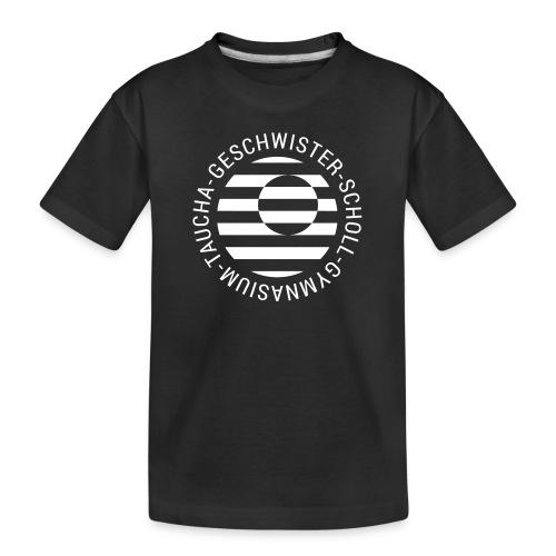 GSG Basic Black - Teenager Premium Bio T-Shirt