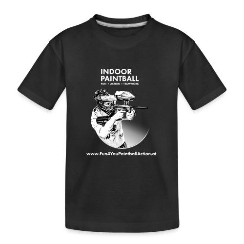 F4Y19 10 T Shirts light - Teenager Premium Bio T-Shirt
