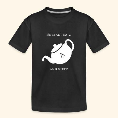 hmmn - Teenager Premium Organic T-Shirt