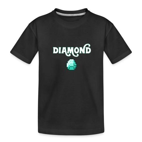 Diamond Boos - Maglietta ecologica premium per ragazzi