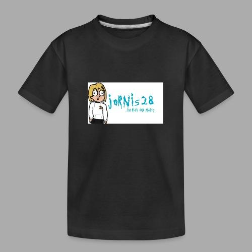 Jornis28-Rick ad Morty collection - Teenager Premium Bio T-Shirt