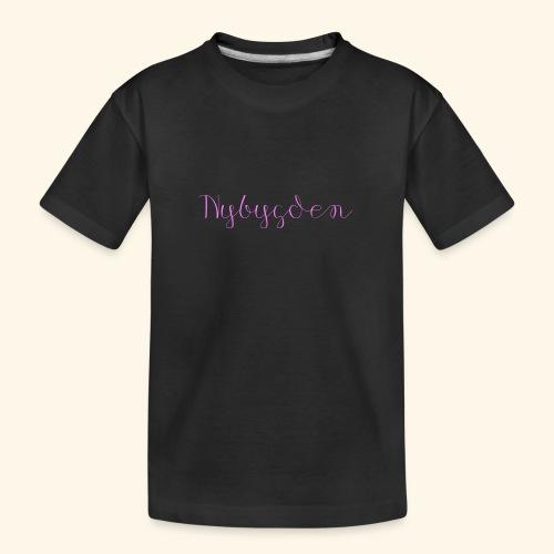Nybygden - Ekologisk premium-T-shirt tonåring