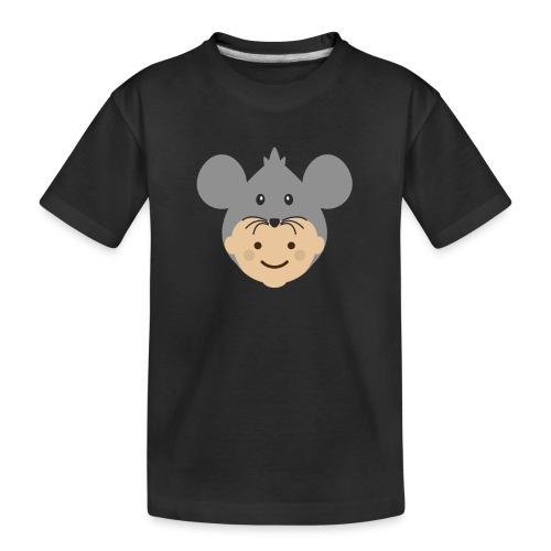 Mr Mousey | Ibbleobble - Teenager Premium Organic T-Shirt