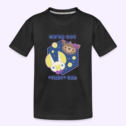 Night Doggos - Maglietta ecologica premium per ragazzi