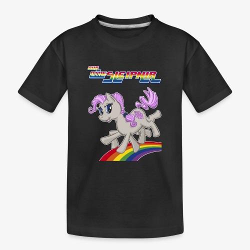 Sleipnir - Ekologisk premium-T-shirt tonåring