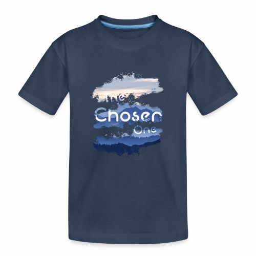 The Chosen One - Teenager Premium Organic T-Shirt
