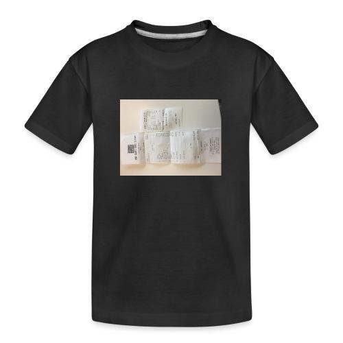 IMG 1070 - Teenager Premium Organic T-Shirt