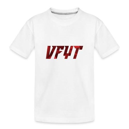 vfyt shirt - Teenager premium biologisch T-shirt