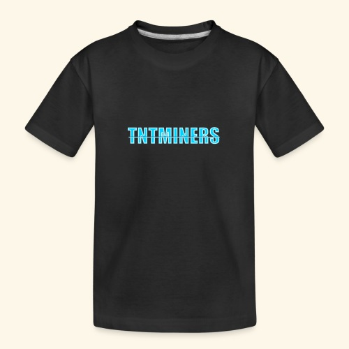 tntminers annan faerg 4 - Ekologisk premium-T-shirt tonåring