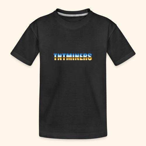 TntMiners annan färg 2 - Ekologisk premium-T-shirt tonåring