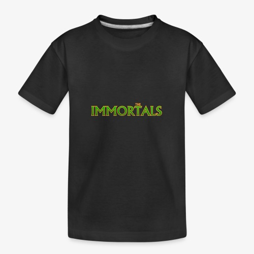 Immortals - Teenager Premium Organic T-Shirt