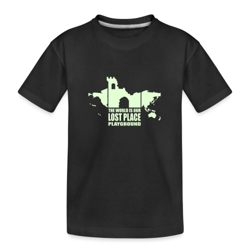 Lost Place - 2colors - 2011 - Teenager Premium Bio T-Shirt