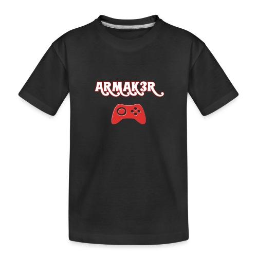 ARMAK3R - Maglietta ecologica premium per ragazzi