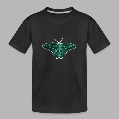 MOTH - Teenager Premium Organic T-Shirt
