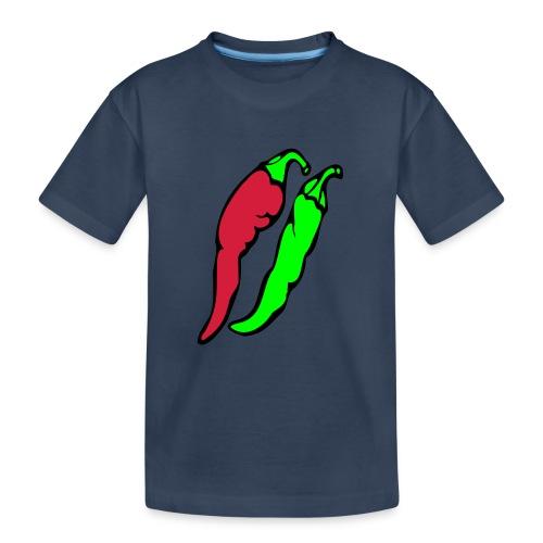 Chilli - Ekologiczna koszulka młodzieżowa Premium