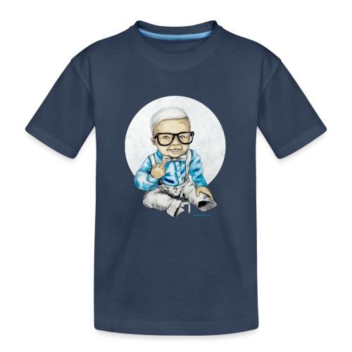 Naughty Boy, carographic - Teenager Premium Bio T-Shirt