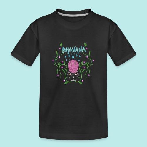 BHAVANA, el cultivo de la mente - Camiseta orgánica premium adolescente