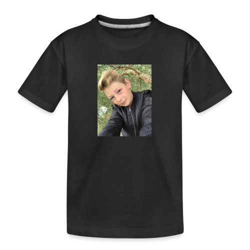 T-shirt - Ekologisk premium-T-shirt tonåring