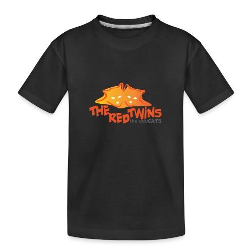 TRT Logo - Maglietta ecologica premium per ragazzi