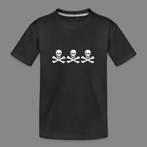 Christopher Condent Flag - T-shirt bio Premium Ado
